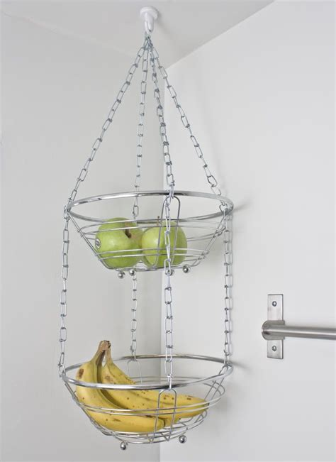Our New Obsession – Hanging Fruit Baskets