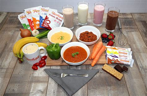 28 Days Full VLCD - 112 VLCD Meals - Slim & Save