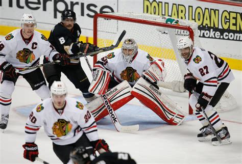 Blackhawks Have Cooled Since Record Streak - The New York