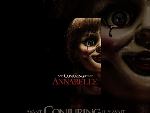 Annabelle Movie Posters From Movie Poster Shop