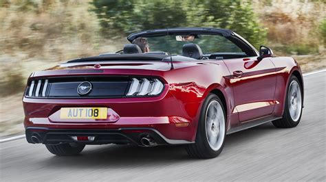 2018 Ford Mustang Convertible (EU) - Wallpapers and HD