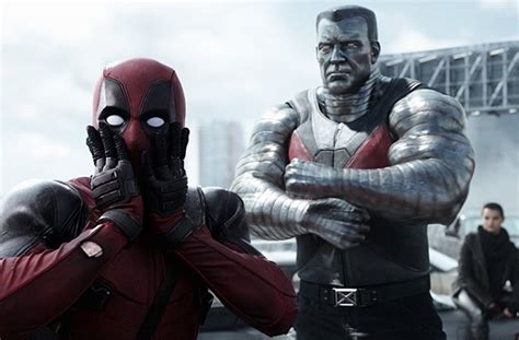 Deadpool slices up superhero tropes with relish, joking