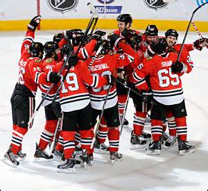Thibodeau praises Blackhawks in quest for another Cup