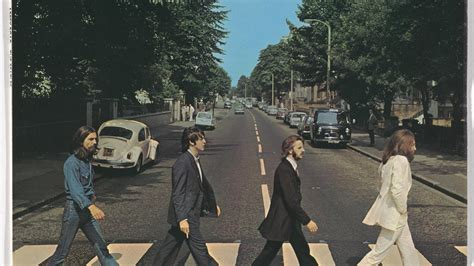 """The Beatles' """"Abbey Road"""" Turns 50 