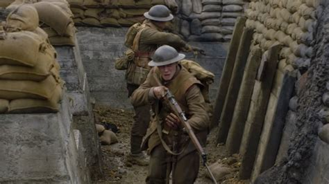 Behind the Scenes Video for Sam Mendes's WWI Film 1917