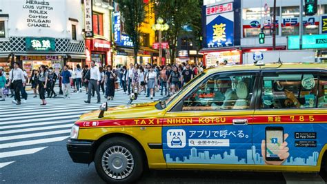 Taxi Experience in Asia – Business Traveller
