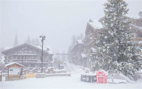 The Alps battered by first major snowstorm of the season
