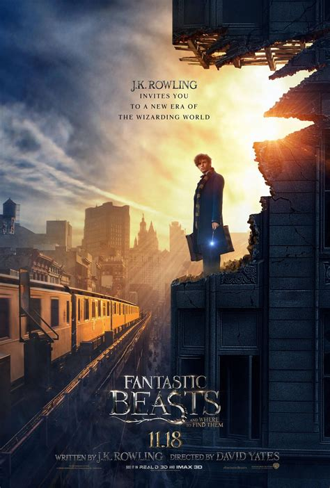 Fantastic Beasts and Where to Find Them DVD Release Date