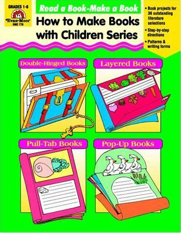 Read a Book, Make a Book (How to Make Books with C | eBay