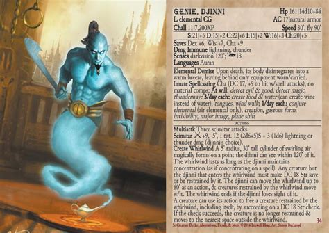 5e Creature Decks: Aberrations, Fiends, and More – Inkwell