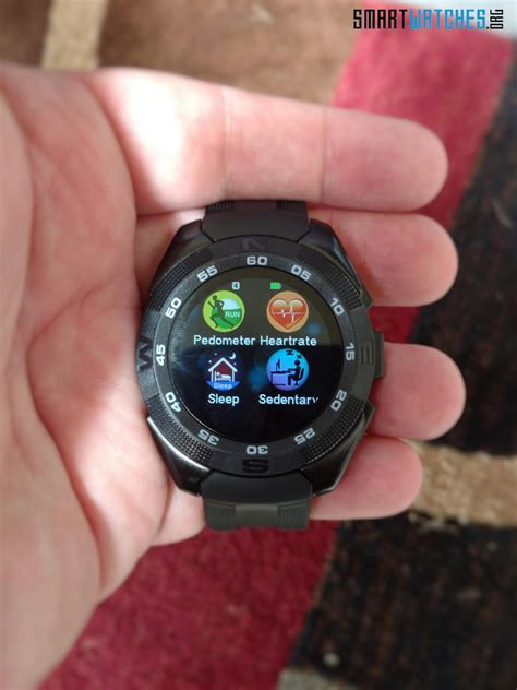no-1-g5-smartwatch-fitness-apps-screen - SmartWatches
