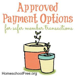 Different Payment Options (Member Education Post #4