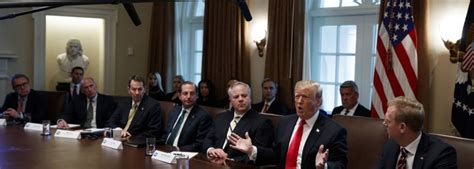 Who's in Trump's Cabinet? A full list of the President's