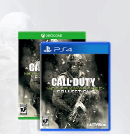 This Call of Duty: Modern Warfare Collection PS4 & Xbox
