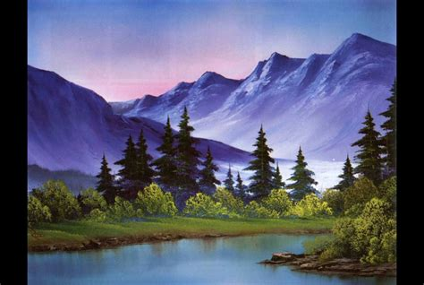 Bob Ross Painting Party > KET