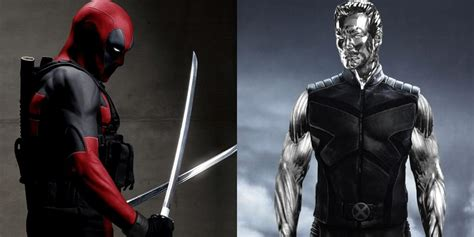 Colossus To Be Recast In Deadpool!