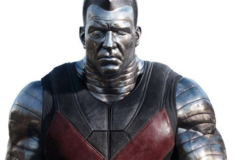 INTERVIEW: DEADPOOL'S COLOSSUS SPEAKS! – Action A Go Go, LLC