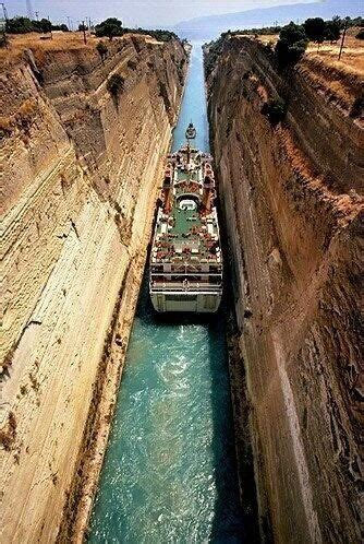 Corinth, Corinthia, Peloponnese-Greece (With images