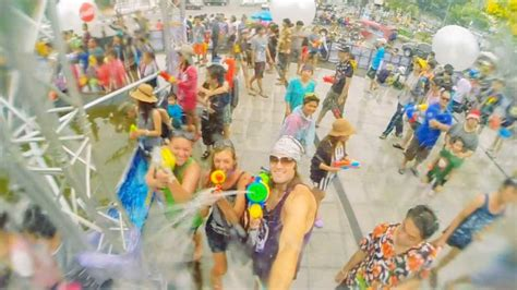Songkran Festival 2020 Guide and Tips | Thai New Year