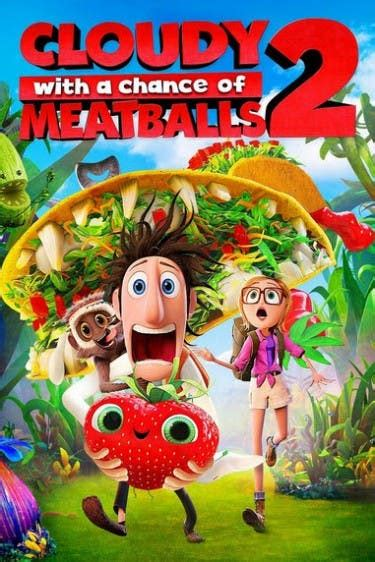 'Cloudy with a Chance of Meatballs 2' Debuts this Month on
