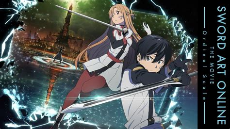 Sword Art Online The Movie: Ordinal Scale - Official
