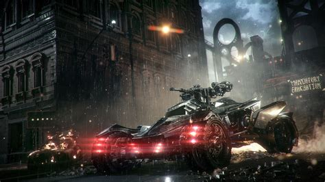 Batmobile in Arkham Knight Wallpapers | HD Wallpapers | ID