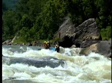 White Water Rafting Lower New River, West Virginia - YouTube