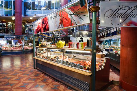 The Food Halls in Stockholm - Daily Scandinavian