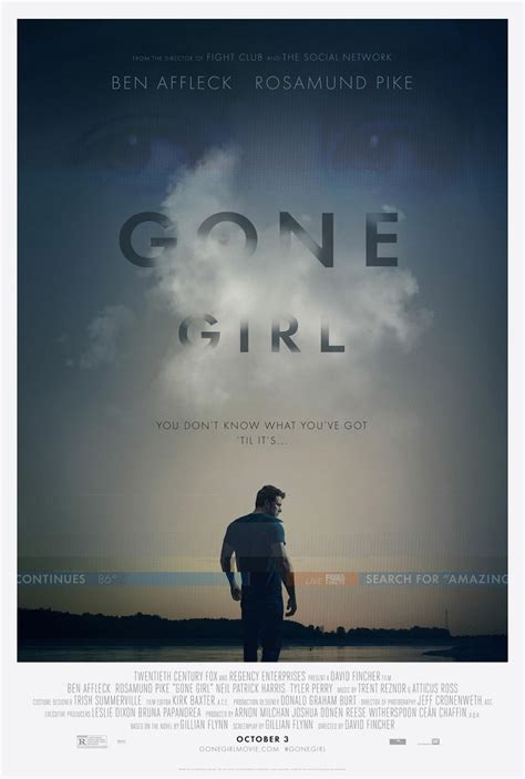 In Theaters - October 03, 2014 - Gone Girl and Annabelle