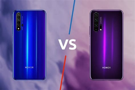 Honor 20 Pro vs Honor 20: 4 big changes you need to know