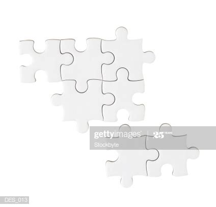 Jigsaw Puzzle Pieces High-Res Stock Photo - Getty Images