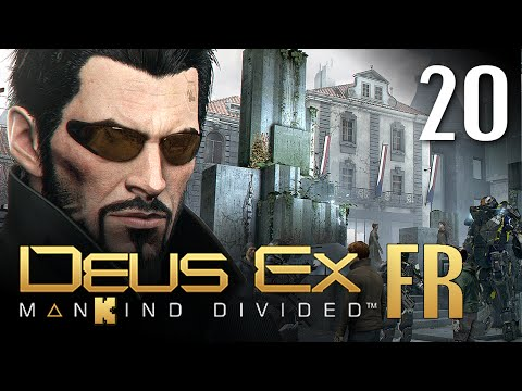 Deus Ex: Mankind Divided Adds PS4 Pro and HDR Support