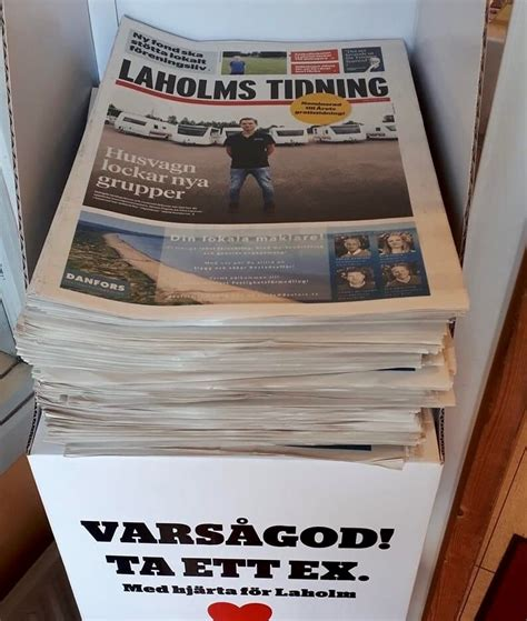 Laholms Tidning - Home   Facebook