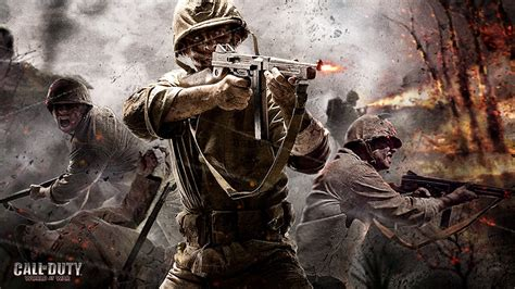 Call of Duty: WWII Multiplayer Will Have Female Soldiers