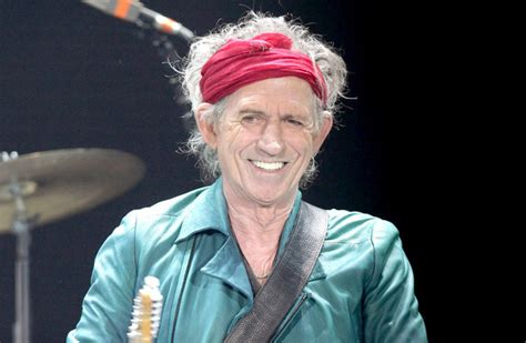 Keith Richards has been throwing some serious shade at