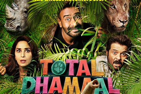 Total Dhamaal Box Office Collection Day 5: Anil Kapoor
