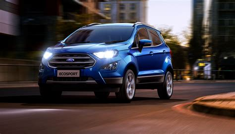 2018 Ford EcoSport pricing and specs - UPDATE - Photos (1
