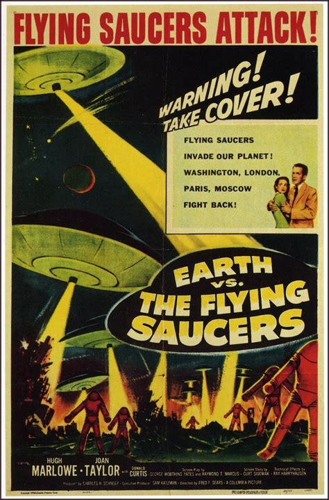 *SCIENCE FICTION POSTERS* 1950 ~ 1960 | Null Entropy