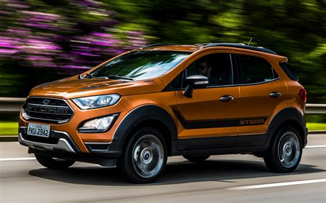 2018 Ford EcoSport Storm (BR) - Wallpapers and HD Images
