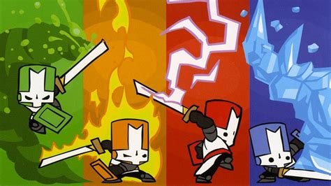 Castle Crashers Remastered Review - YouTube